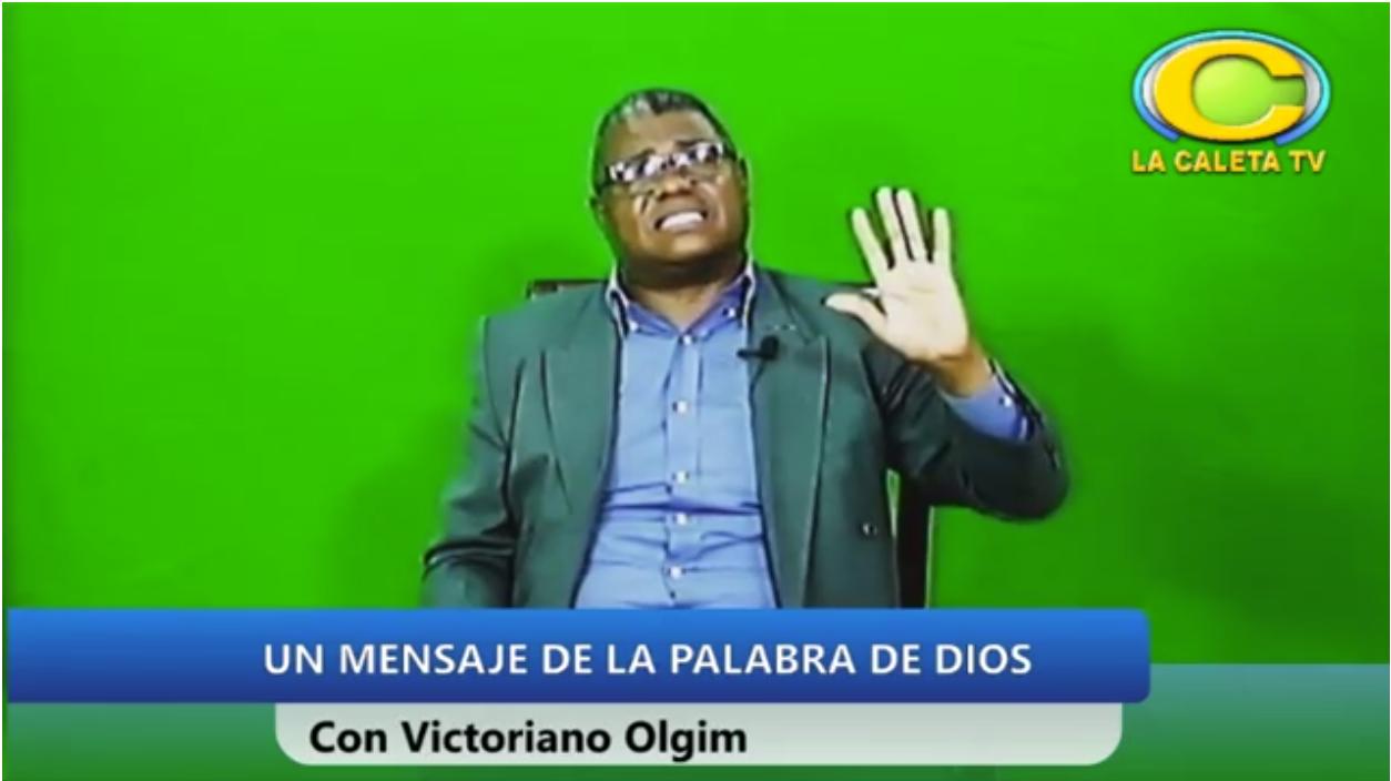 EN VIVO: UN MENSAJE DE LA PALABRA DE DIOS CON VICTORIANO OLGIM