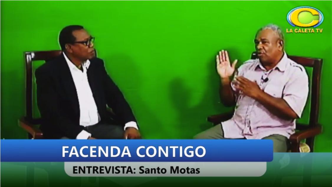 EN VIVO: Entrevista Santo Motas y Protesta por apagones en Valiente Boca Chica